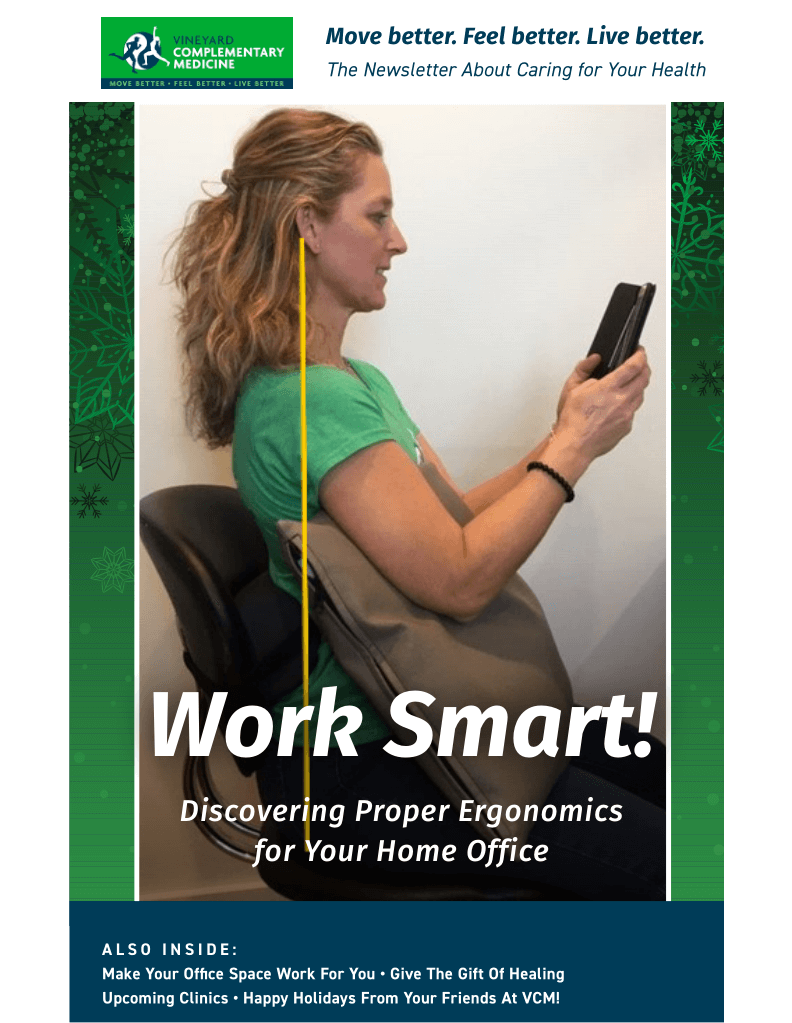Work Smart! Discover Proper Ergonomics For Your Home Office!