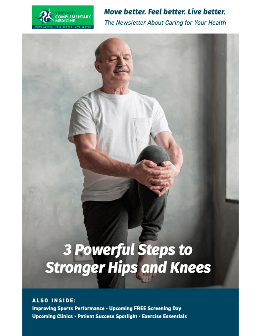 3 powerful steps to stronger hips and knees